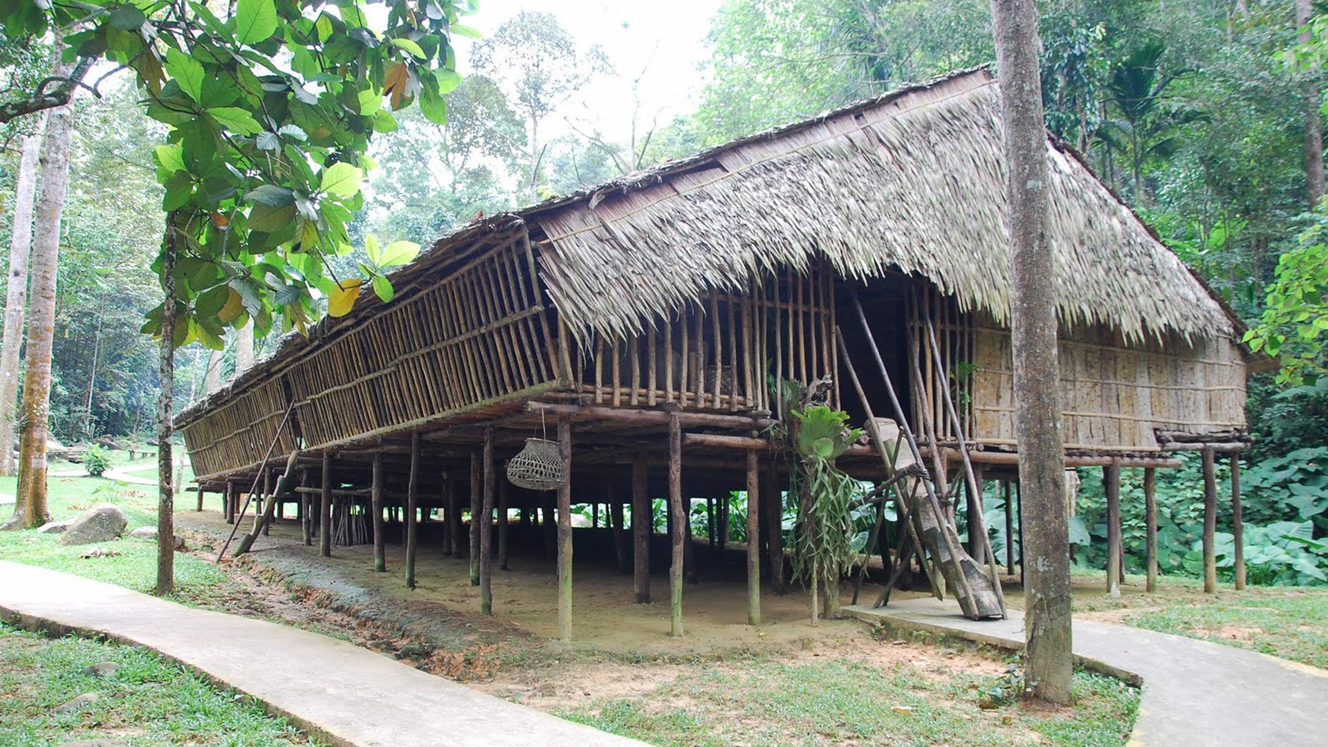 Sabah Mari Mari Cultural Village Tour Pan Bright Travel Service