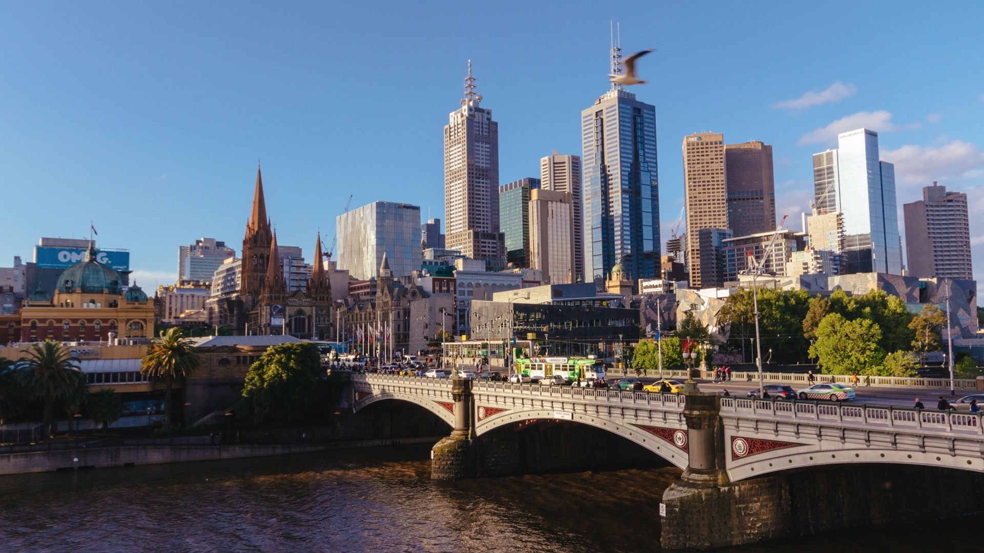 Australia 4days 3nights Melbourne Free Amp Easy Pan Bright Travel Service